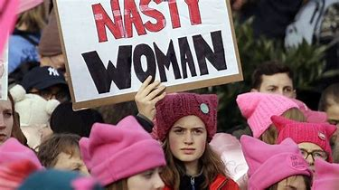 Image result for vagina hats womens march