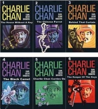 Image result for book collection of the charlie chan