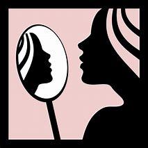 Résultat d'images pour dessin reflet miroir
