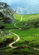 Image result for long windy path image