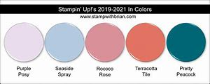 Image result for stampin up in colors 2019-2021