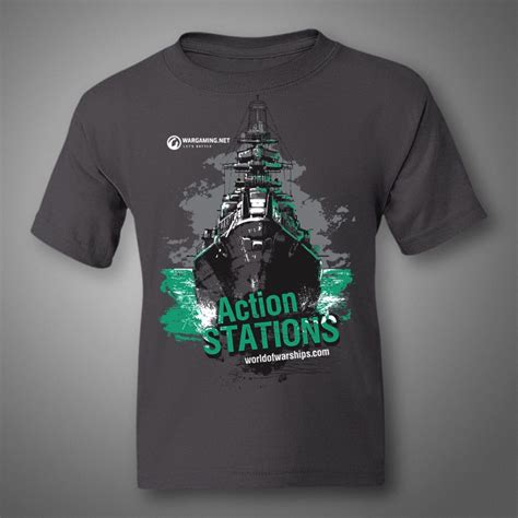 Image result for world of warships t shirts