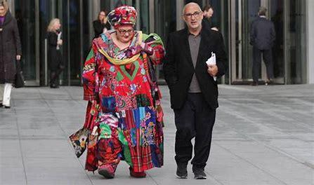 Image result for alan yentob camila images