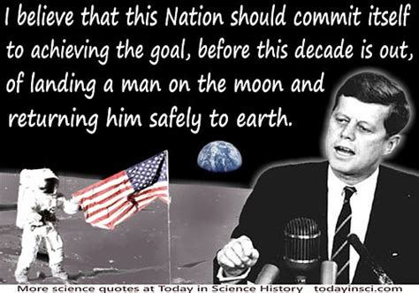 Image result for JFK Space Quotes