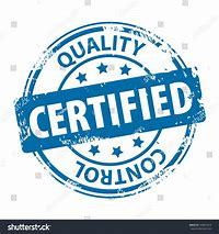 Image result for Certified