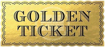 Image result for Images Golden Ticket