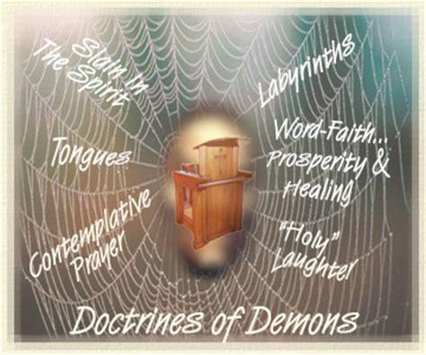 Image result for Slain in the Demonic Spirit