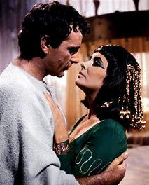 Image result for images marc antony cleopatra eliz taylor