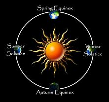 Image result for the equinoxes and pagans