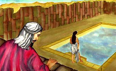 Image result for David and Bathsheba