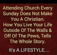 Image result for yuo call yuorself a christian it is more important people see christ in you