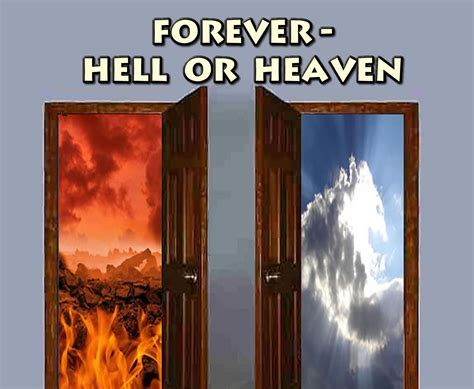 Image result for heven or hell