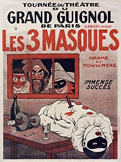 Image result for grand guignol