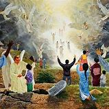 Image result for the first resurrection of the dead