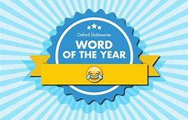 Image result for emoji word of the year