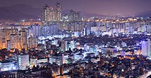 Image result for Gangnam District. Size: 311 x 160. Source: www.getyourguide.co.uk