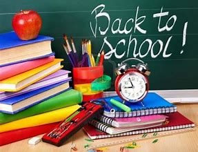Image result for back to school supplies picture