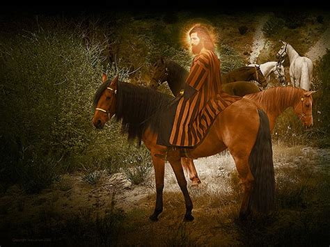 Image result for Zechariah's Significance Red Horse