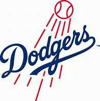 Image result for dodgers classic logo