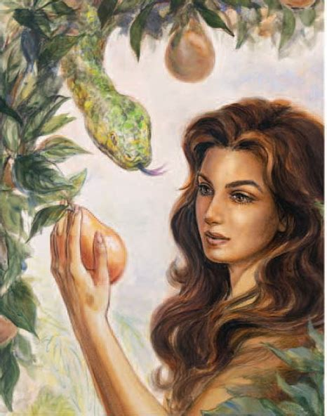 Image result for adam wanted to please eve more then God in the garden