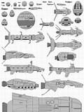 Image result for Battletech Spacecraft. Size: 120 x 160. Source: www.pinterest.de