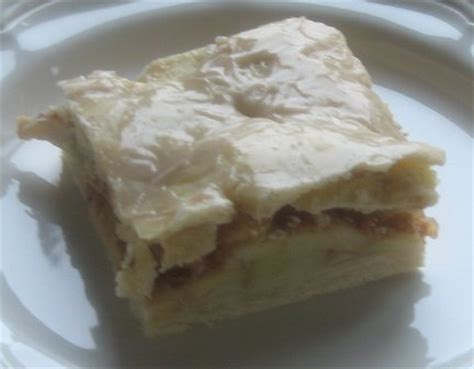 Image result for frosted apple pie bars