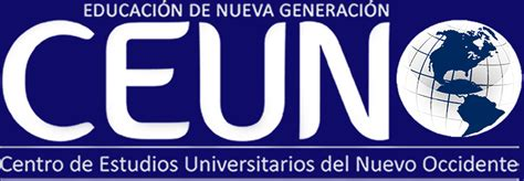Resultado de imagen de logo de la Universidad CEUNO