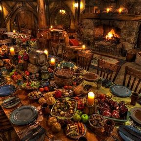 Image result for banquet feast