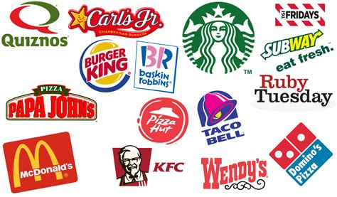 Resultado de imagen de imagen de logos de franquicias