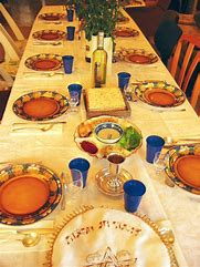 Image result for The Passover meal