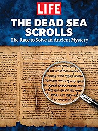 Image result for The mystery of the dead sea scrolls