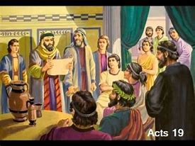 Image result for Seven Sons of Sceva Acts 19
