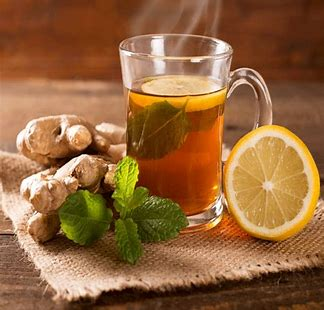 Image result for picture of ginger tea