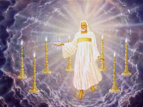Image result for 7 candlesticks revelation