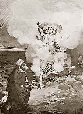 Image result for the angel shows john what will happen to Babylon