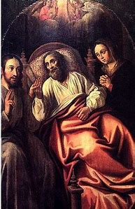 Image result for death of st joseph pictures