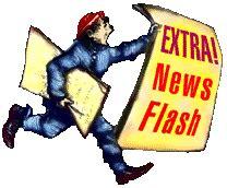 Image result for urgent newsflash