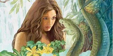 Image result for In the Garden of Eden Serpent