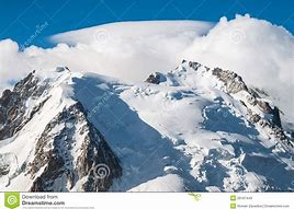 Image result for 1919  glacier near Mont Blanc, France.