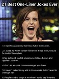 Image result for What Is One liner Joke?. Size: 113 x 160. Source: 9buz.com
