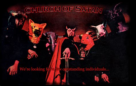 Image result for church of satan