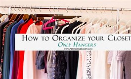 Image result for Best Hangers for Closet. Size: 265 x 160. Source: www.petitestylescript.com