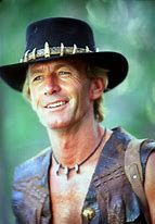 Image result for images of crocodile dundee