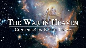 Image result for war in heaven