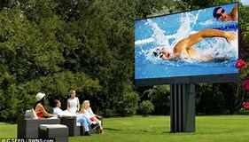 Image result for largest TV Screens. Size: 281 x 160. Source: www.dailymail.co.uk