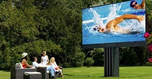 Image result for What is The Biggest LED Tv?. Size: 306 x 160. Source: www.dailymail.co.uk