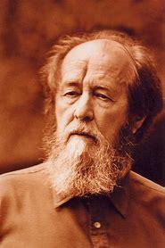 Image result for images solzhenitsyn
