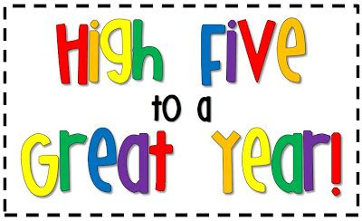 Image result for free clip art high five to a great year great year