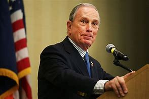 Few at BLOOMBERG wants Mike Bloomberg to run for President!