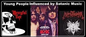 Image result for demonic influence in the music industry